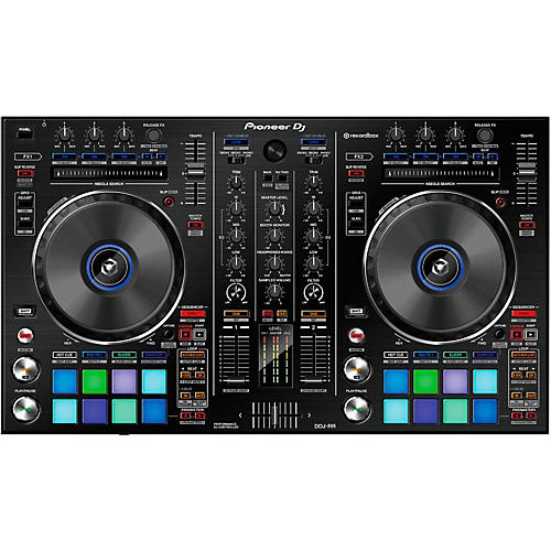 Open Box Pioneer DDJ-RR Professional 2-Channel DJ Controller for Rekordbox DJ