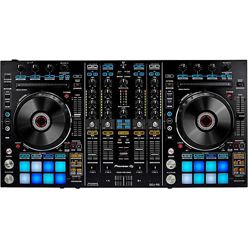 Open Box Pioneer DDJ RX 4-Channel Rekordbox DJ Controller
