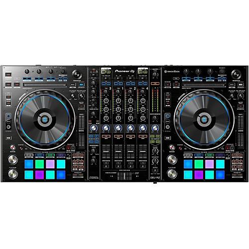 Open Box Pioneer DDJ-RZ 4-Channel Rekordbox DJ Controller with Performance Pads