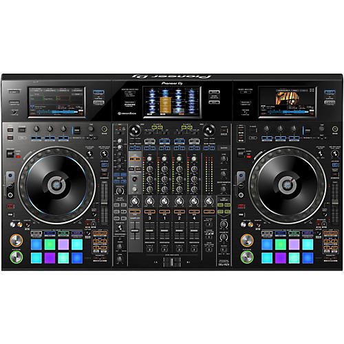 Open Box Pioneer DDJ-RZX 4-Channel Controller for rekordbox dj and recordbox video