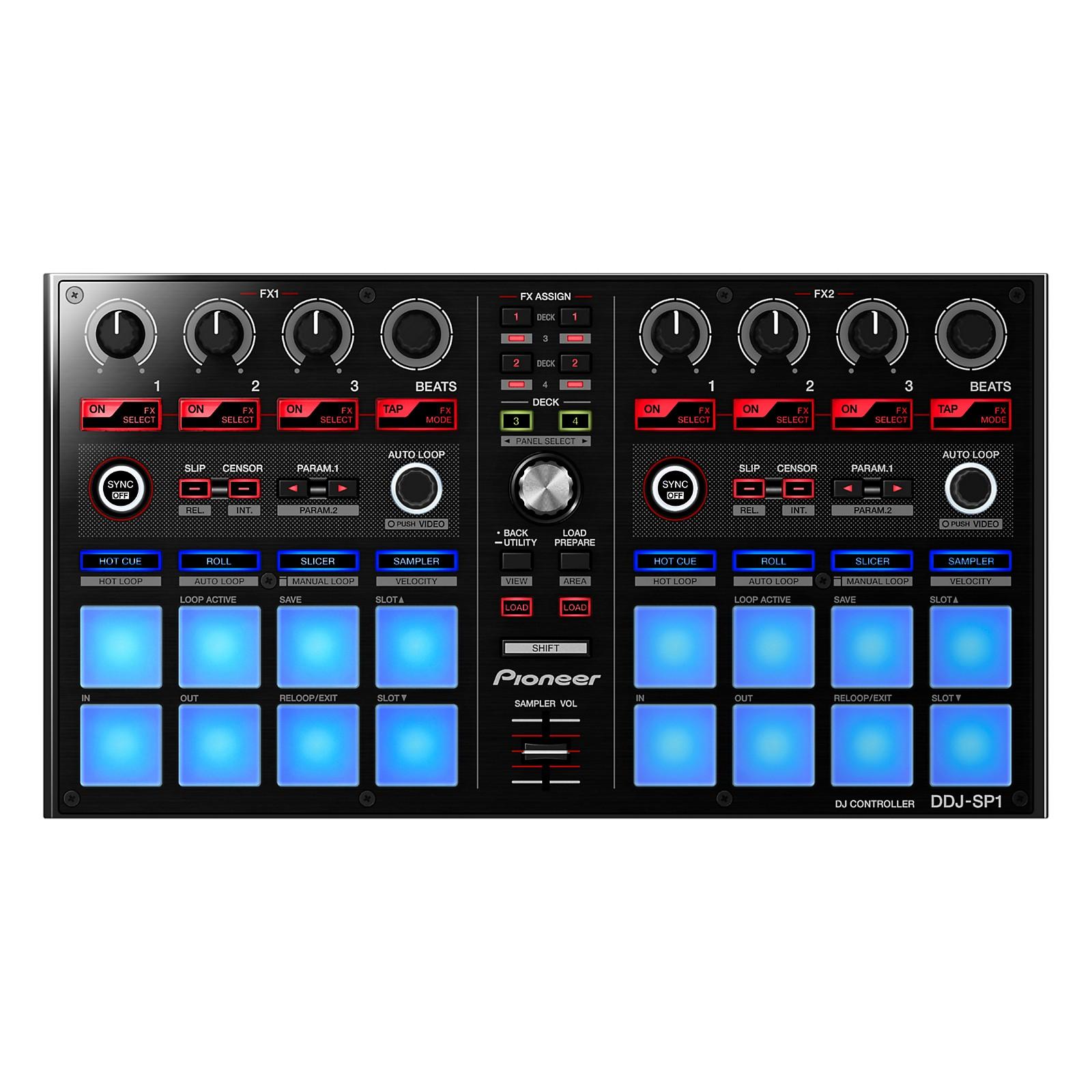 Open Box Pioneer DDJ-SP1 controller for Serato DJ