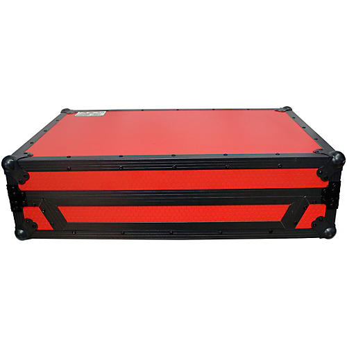 Open Box ProX DENON MCX8000 Flight Road Case with Sliding Laptop Shelf and Wheels (XS-MCX8000WLTRB)