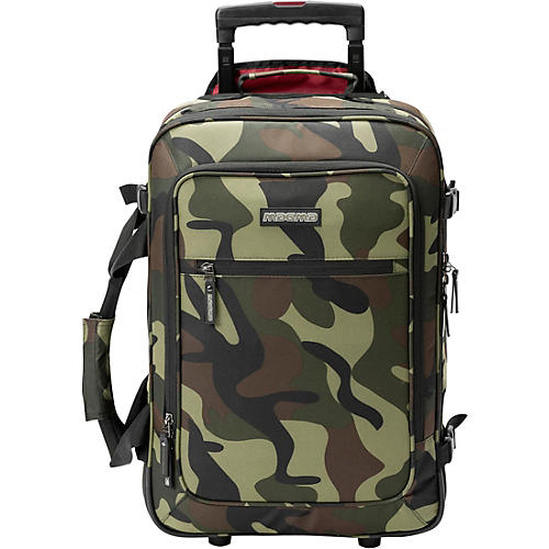 Open Box Magma Cases DIGI Carry-On Trolley Rolling DJ Case
