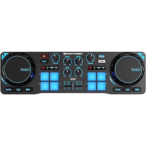 Open Box Hercules DJ DJControl Compact DJ Controller