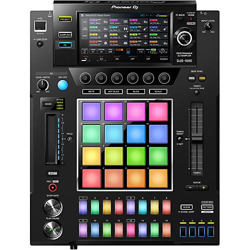 Open Box Pioneer DJS-1000 DJ Sampler