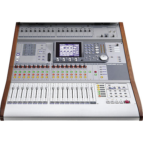Open Box Tascam DM-3200 Digital Mixer