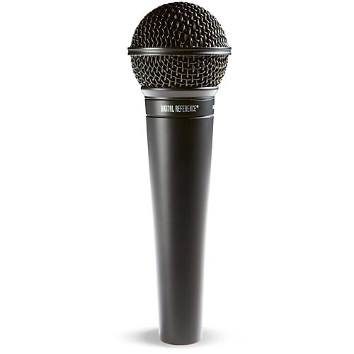 Open Box Digital Reference DRV100 Dynamic Cardioid Handheld Mic
