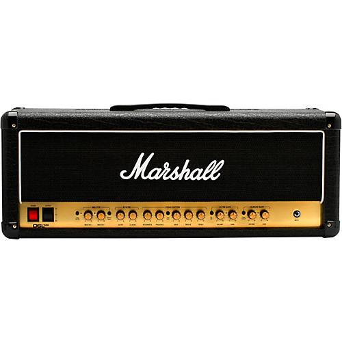 Open Box Marshall DSL100HR 100W Tube Guitar Amp Head