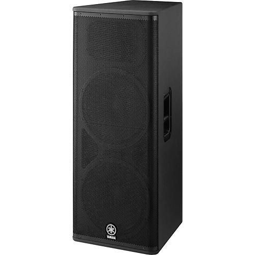 Open Box Yamaha DSR215 Active Loudspeaker