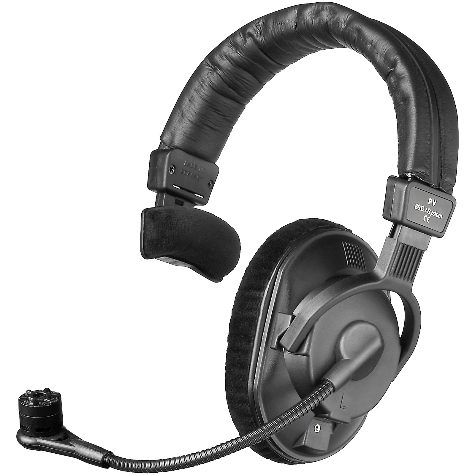 Open Box Beyerdynamic DT 287 PV MKII 250 ohm Single-Sided Headset with Phantom Power Condenser Mic (cable not included)