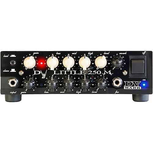 Open Box DV Mark DV Little 250 M 250W Guitar Amp Head