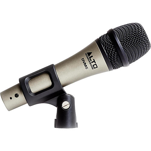 Open Box Alto DVM5 Handheld Dynamic Microphone