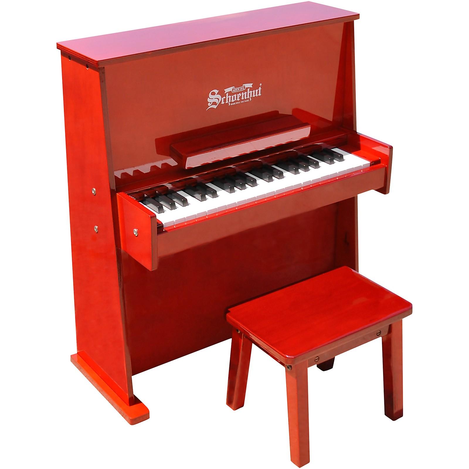Open Box Schoenhut Day Care Durable Piano