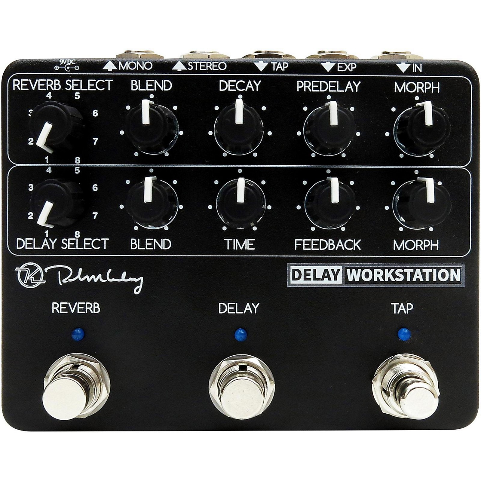 Open Box Keeley Delay Workstation Pedal