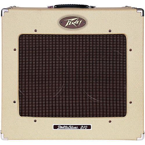 Open Box Peavey Delta Blues 30W 2x10 Tube Combo Guitar Amp