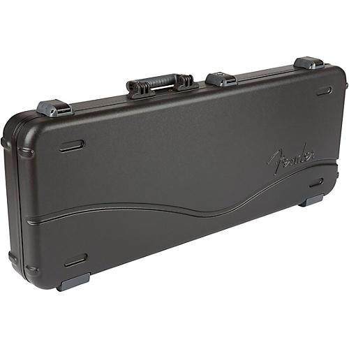 Open Box Fender Deluxe Molded ABS Strat-Tele Guitar Case