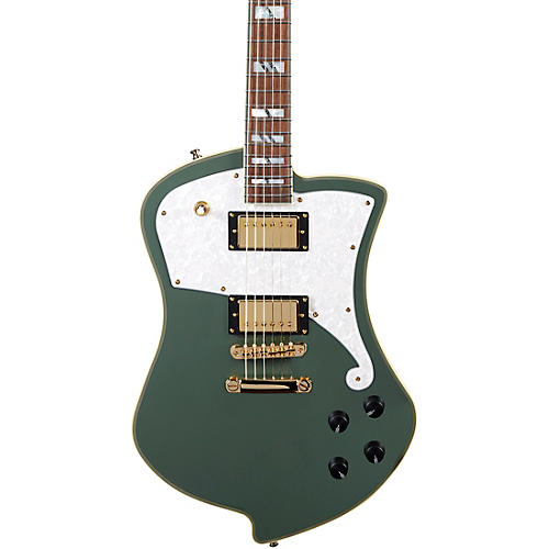 Open Box D'Angelico Deluxe Series Ludlow Electric Guitar with Stopbar Tailpiece