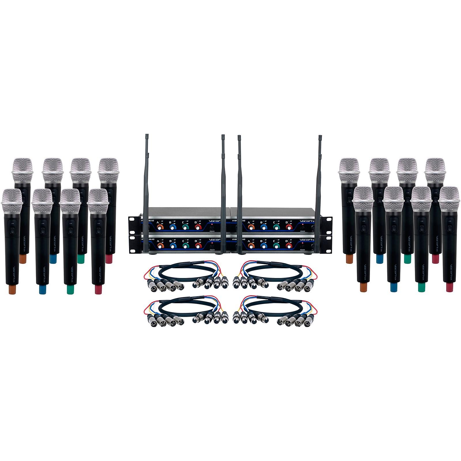 Open Box VocoPro Digital-Acapella-16 Wireless System