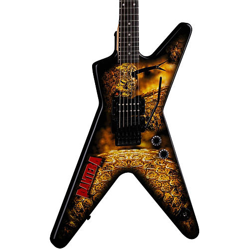 Open Box Dean Dimebag Pantera Southern Trendkill ML electric Guitar