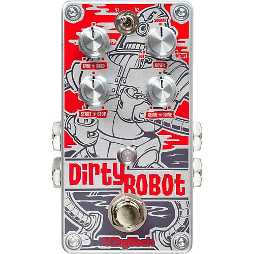 Open Box DigiTech Dirty Robot Guitar Effects Pedal