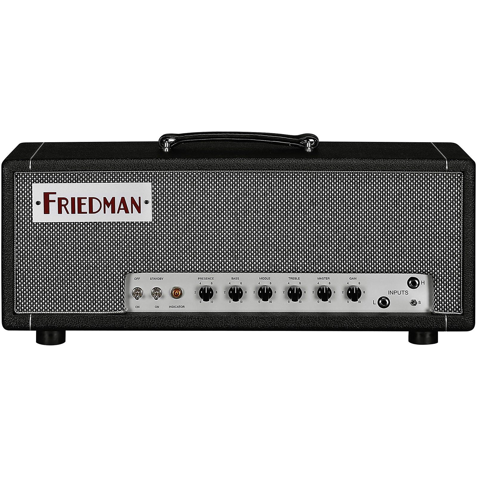 Open Box Friedman Dirty Shirley 40W Tube Guitar Head