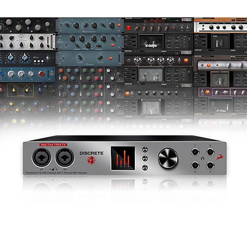 Open Box Antelope Audio Discrete 4 with Premium FX Collection