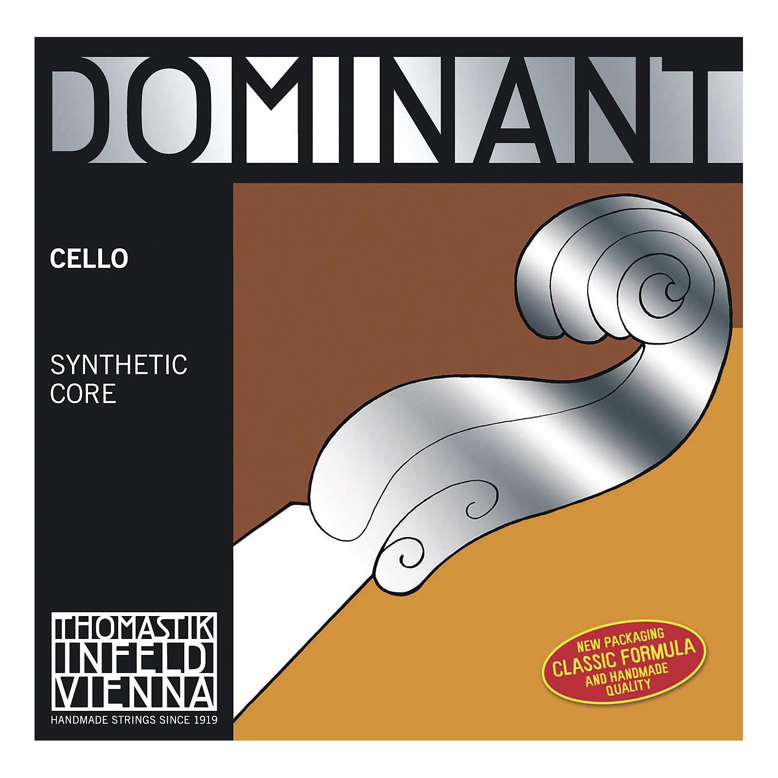 Open Box Thomastik Dominant 1/2 Size Cello Strings