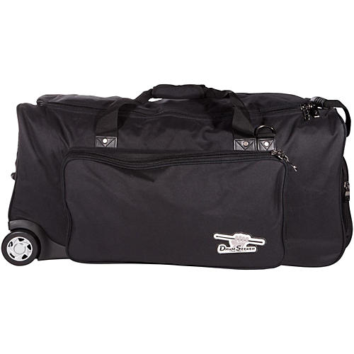 Open Box Humes & Berg Drum Seeker Tilt-N-Pull Companion Bag