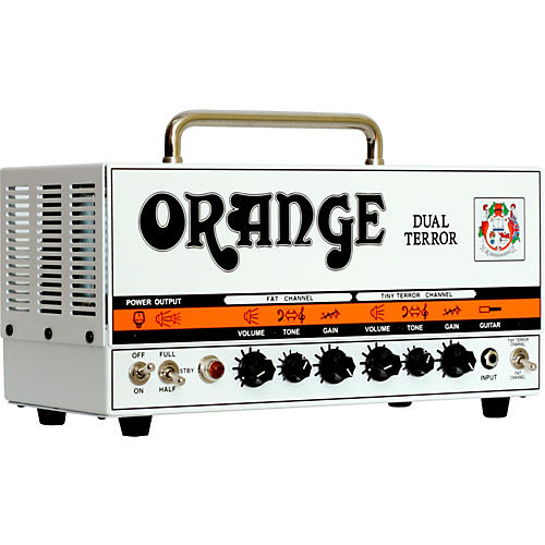 Open Box Orange Amplifiers Dual Terror DT30H 30W Tube Guitar Amp Head