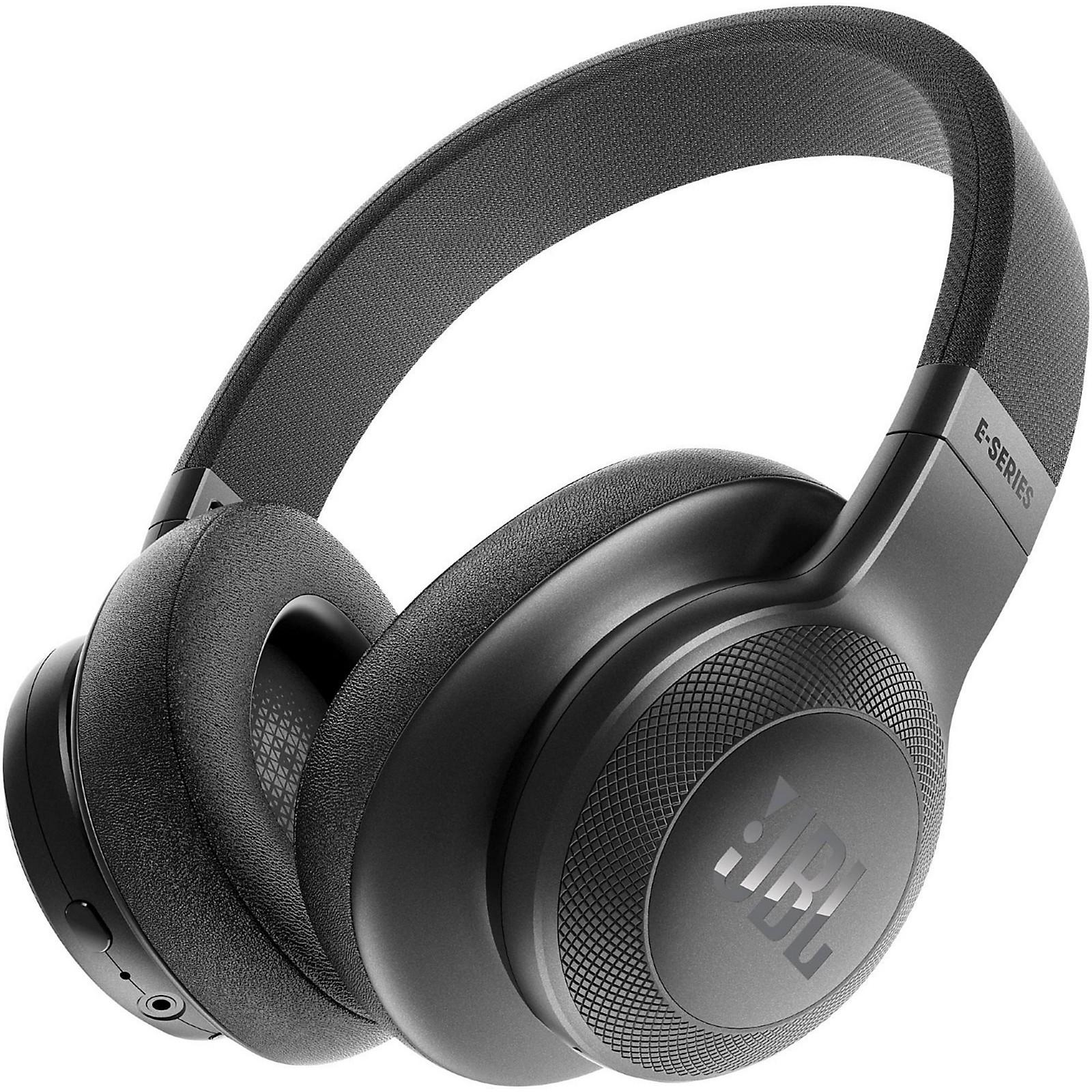 Open Box JBL E55BT Over-Ear Wireless Headphones
