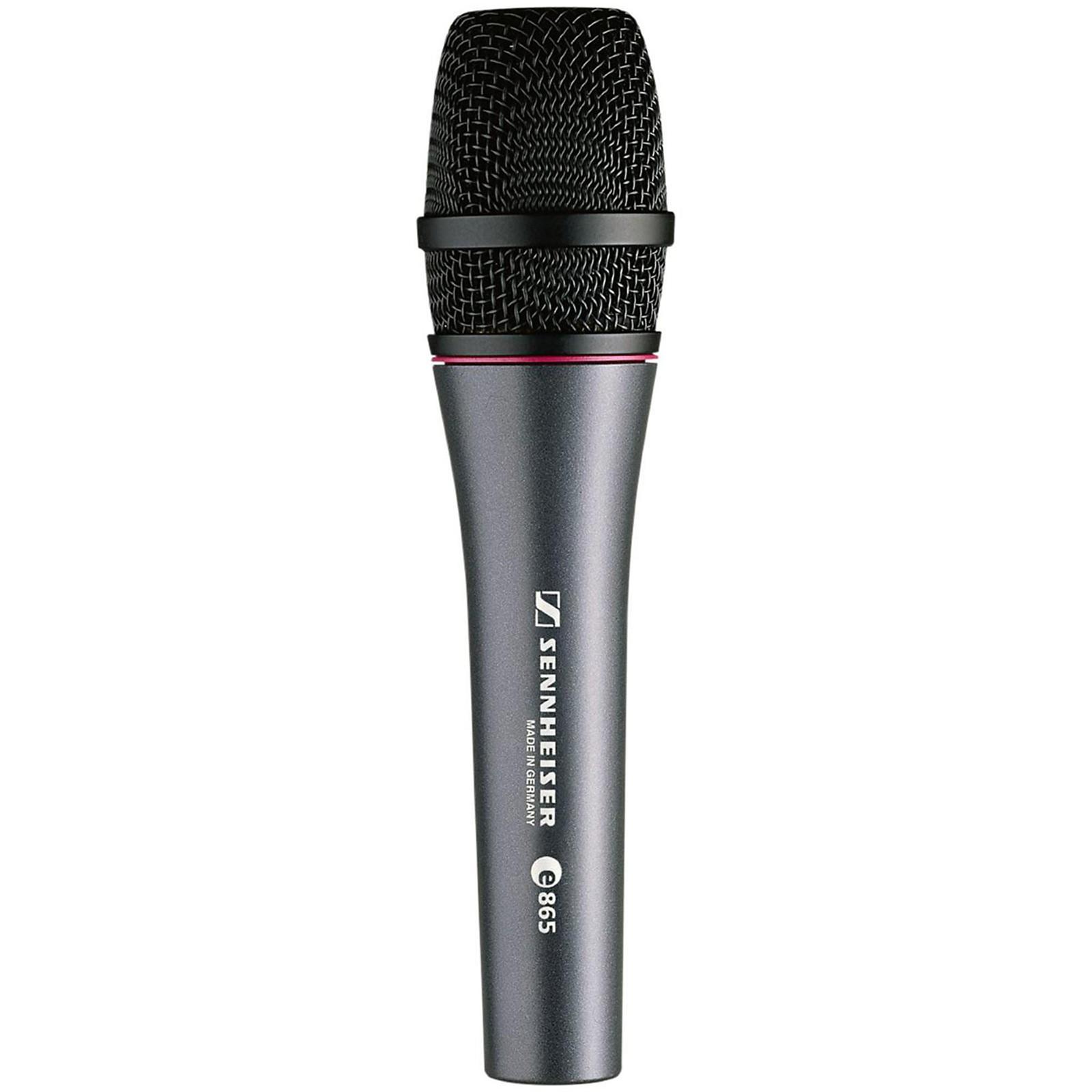 Open Box Sennheiser e 865 Condenser Microphone