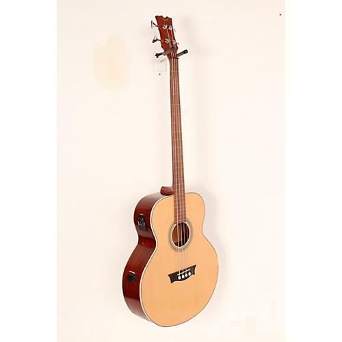 Open Box Dean EAB Fretless Acoustic-Electric Bass