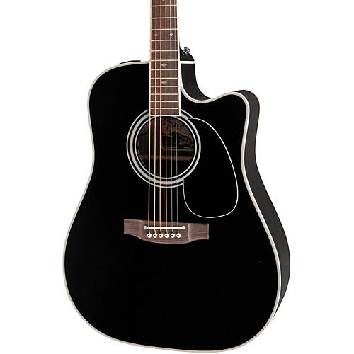 Open Box Takamine EF341SC Legacy Series Acoustic-Electric Guitar