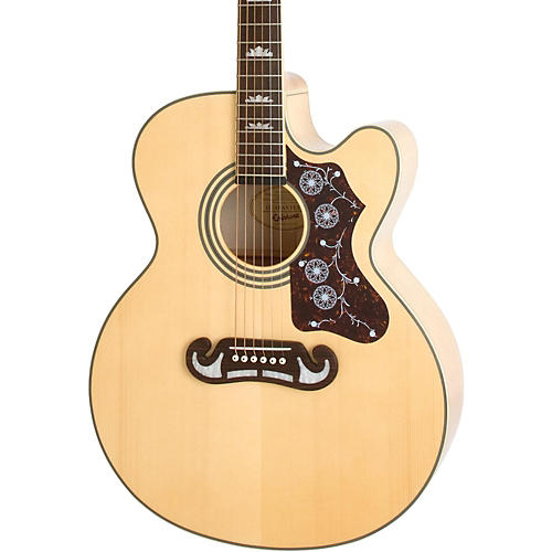 Open Box Epiphone EJ-200SCE Acoustic-Electric Guitar