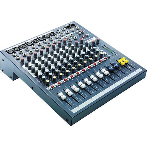 Open Box Soundcraft EPM8 8-Channel Multi-format Mixer
