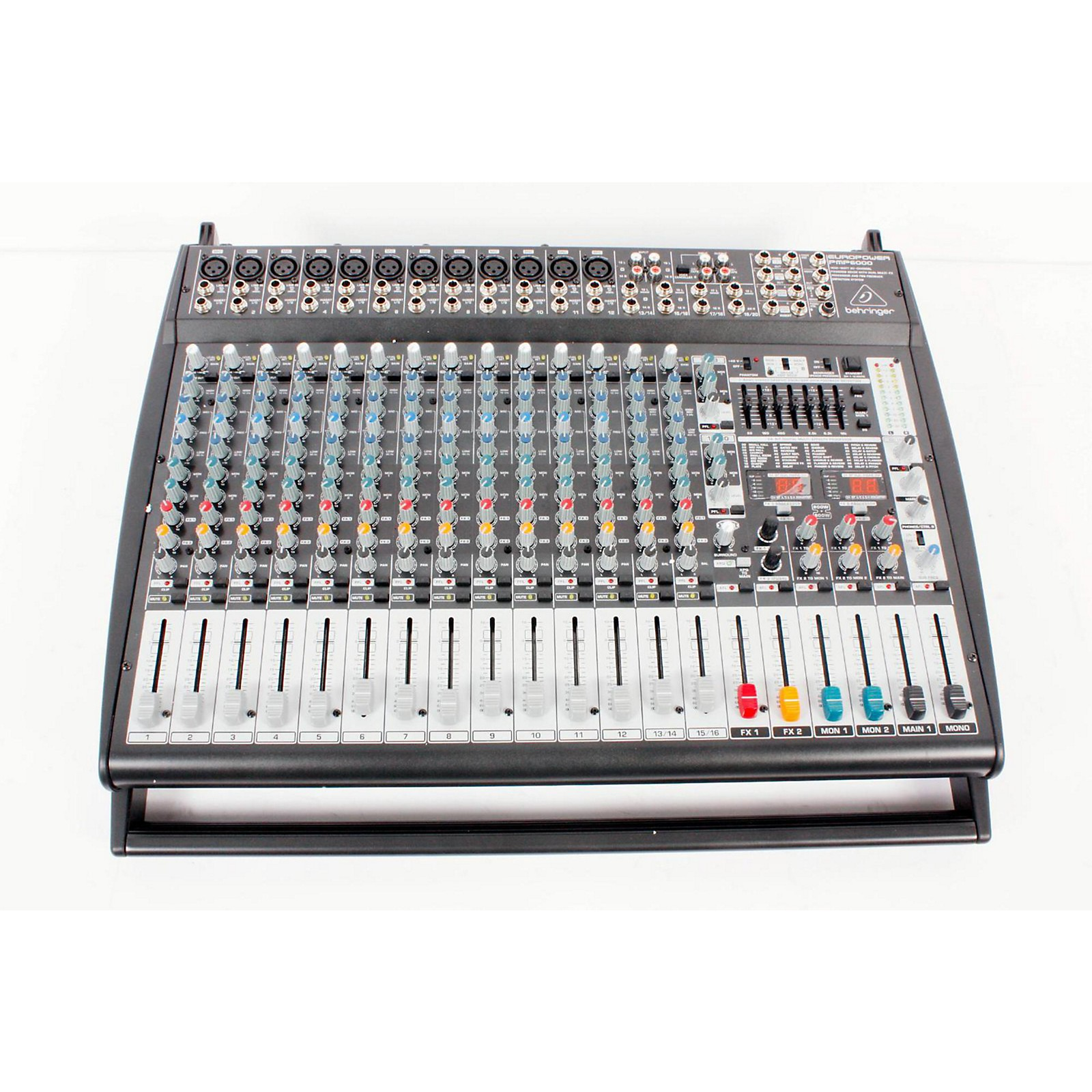 Open Box Behringer EUROPOWER PMP6000 20-Channel Powered Mixer