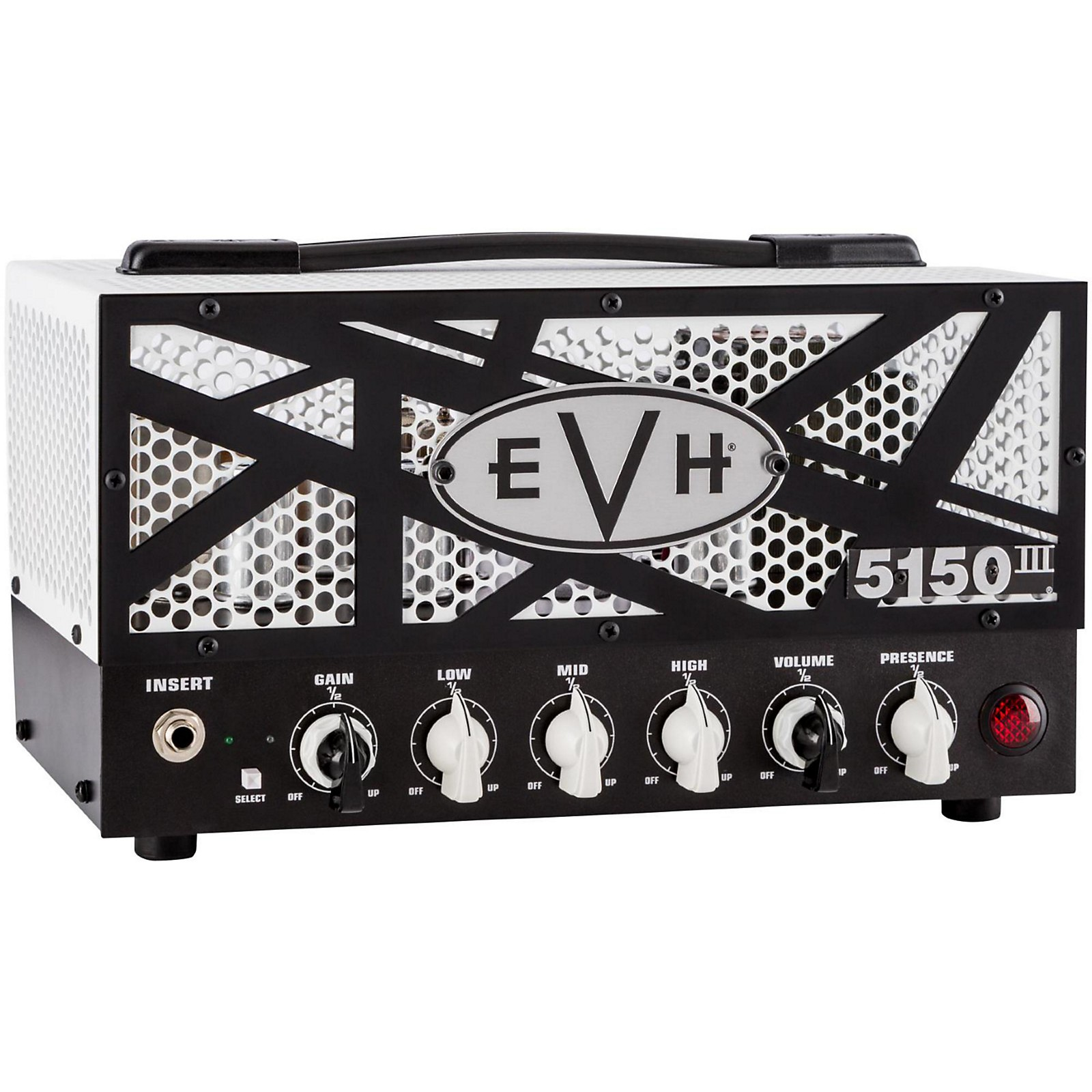 Open Box EVH 5150 III LBXII 15W Tube Guitar Amp Head