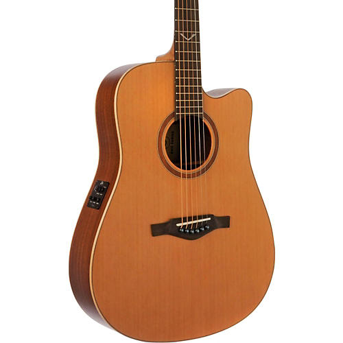 Open Box EKO EVO Series Dreadnought Acoustic-Electric Guitar