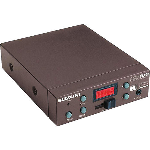 Open Box Suzuki EX-100 GM Sound Expander Module