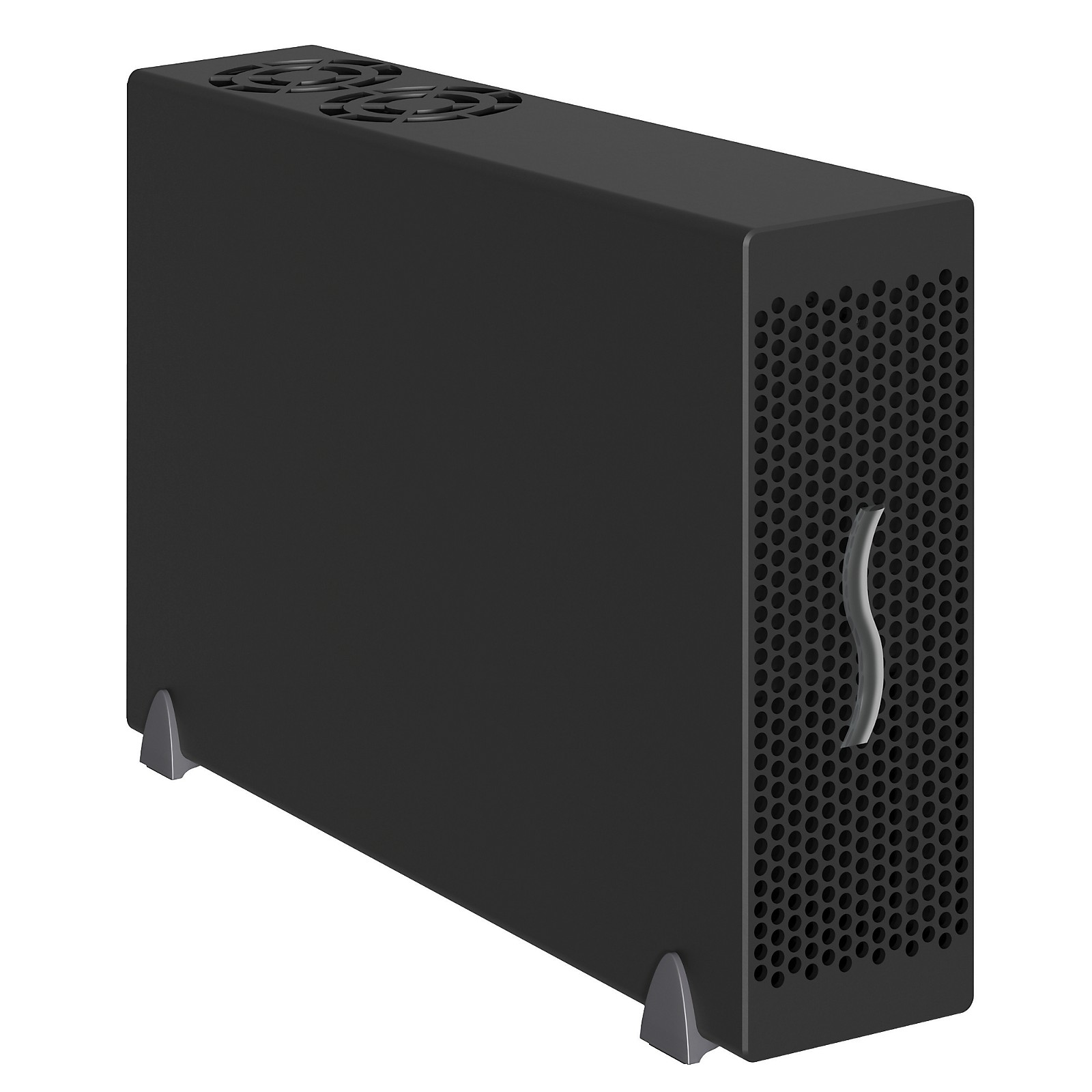 Open Box Sonnet Echo Express III-D Thunderbolt 2 Expansion Chassis for PCIe Cards
