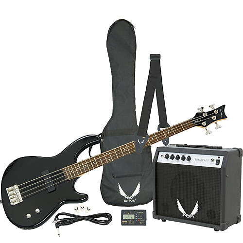 Open Box Dean Edge 09 Bass and Amp Pack