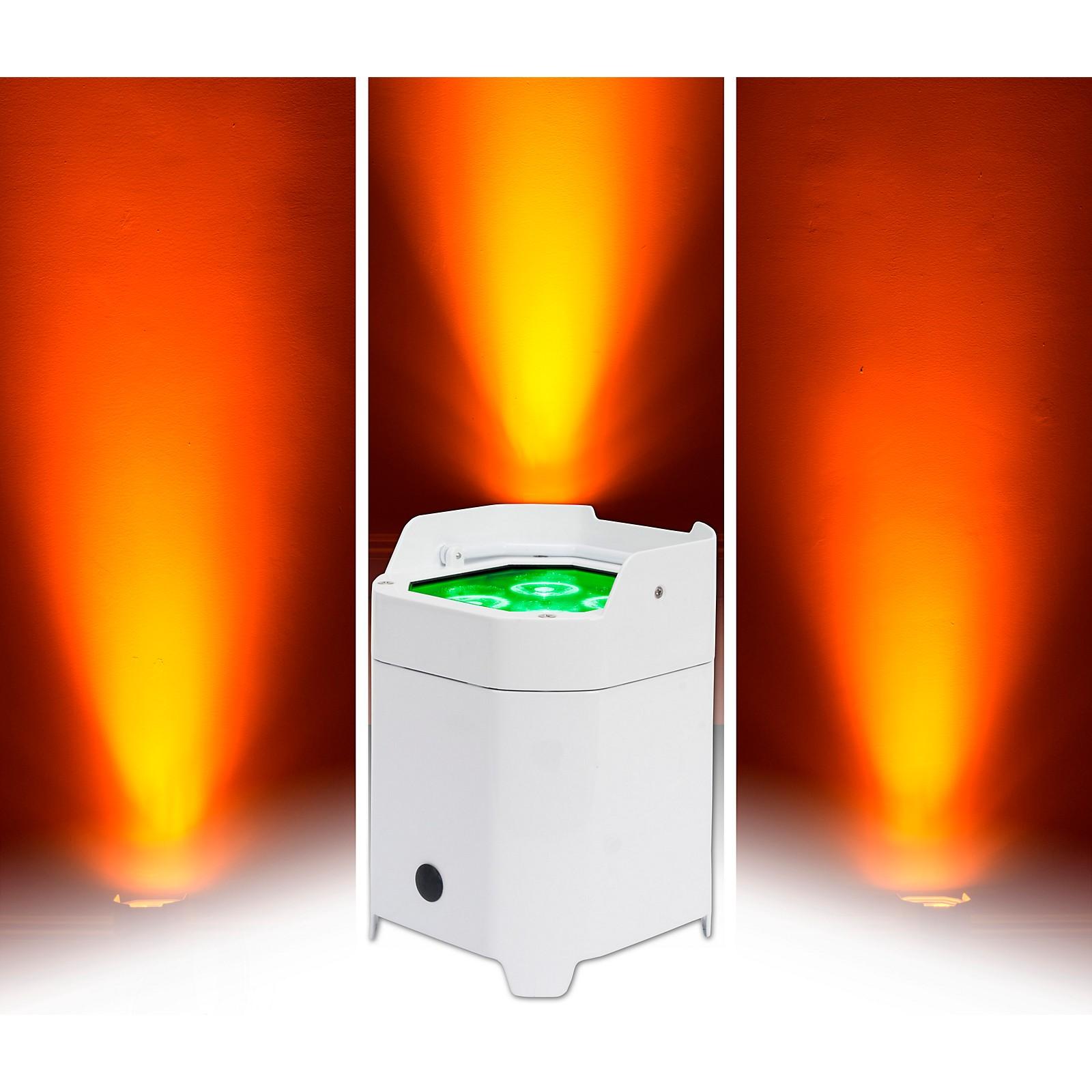 Open Box American DJ Element HEXIP Pearl RGBAW+UV LED Wireless PAR