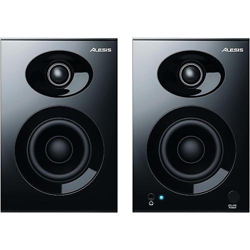 Open Box Alesis Elevate 3 MKII Powered Desktop Studio Speakers
