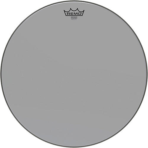 Open Box Remo Emperor Colortone Smoke Drum Head
