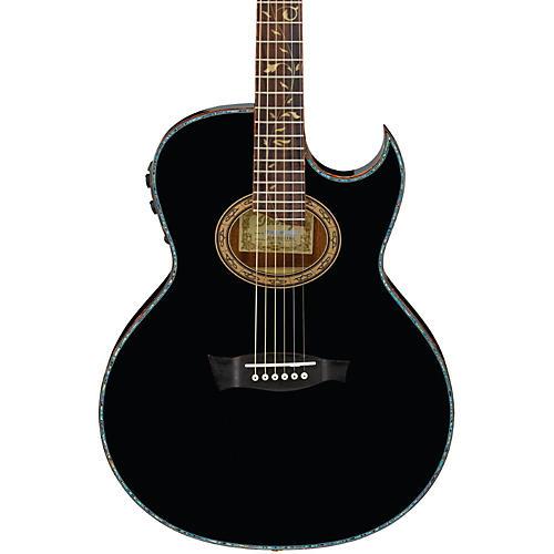 Open Box Ibanez Euphoria Steve Vai All Solid Wood Signature Acoustic-Electric Guitar