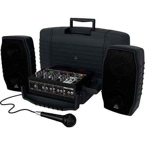 Open Box Behringer Europort PPA200 Portable PA System