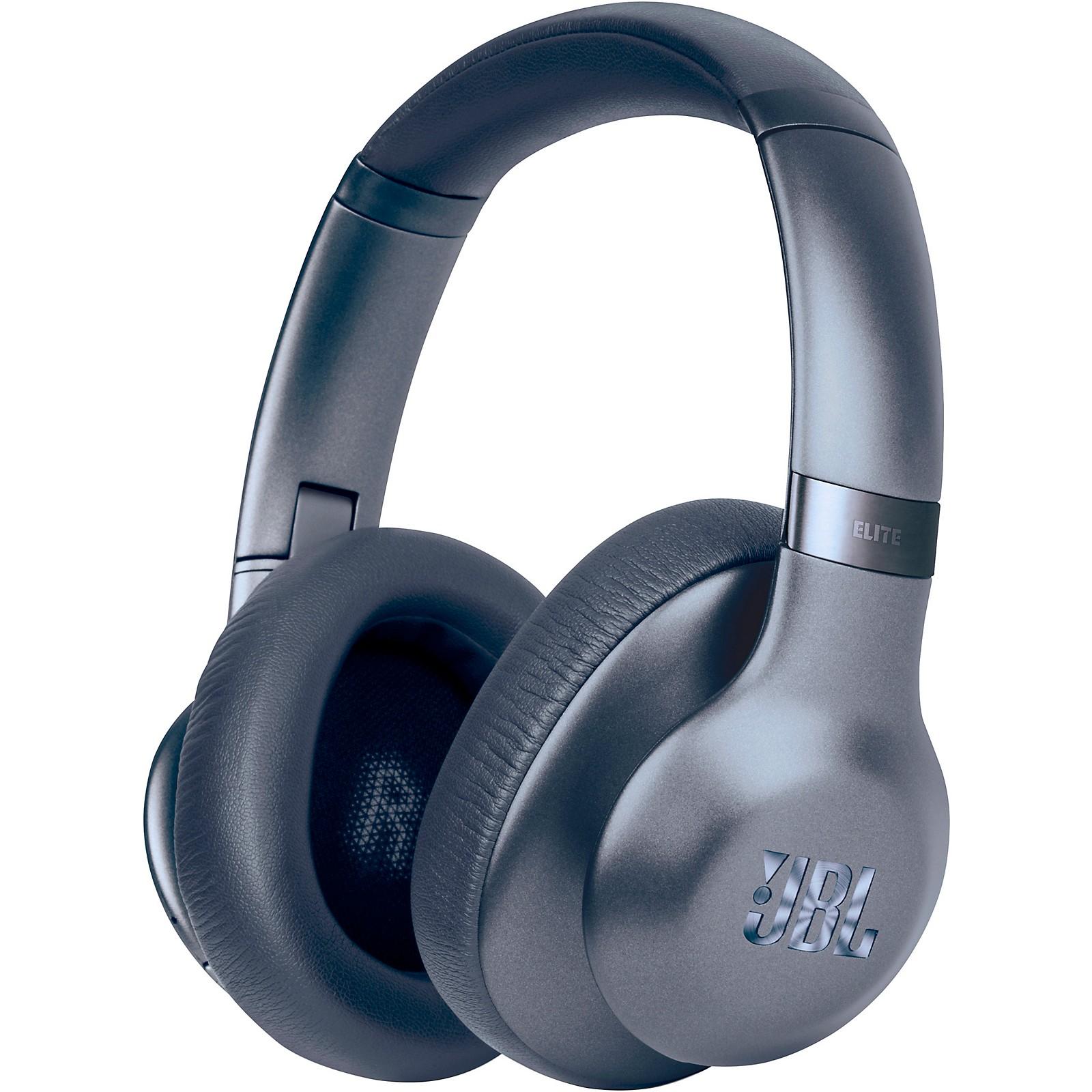 Open Box JBL Everest 750 Around Ear Wireless Noise Cancelling Headphones