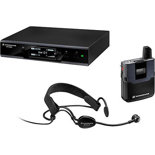 Open Box Sennheiser Evolution Wireless D1 Headmic Set (EW D1-ME 3)