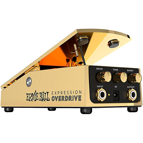 Open Box Ernie Ball Expression Overdrive Pedal