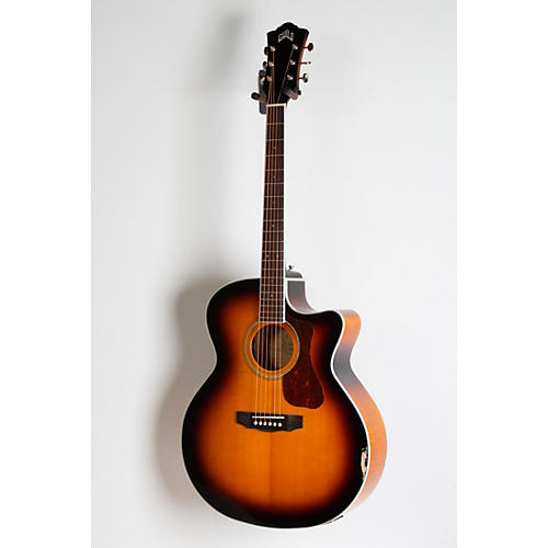 Open Box Guild F-250CE Deluxe Dreadnought Acoustic-Electric Guitar